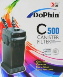 C500 Canister Filter Dophin