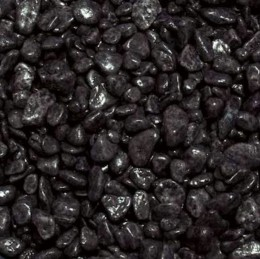 Shiny Black Gravel